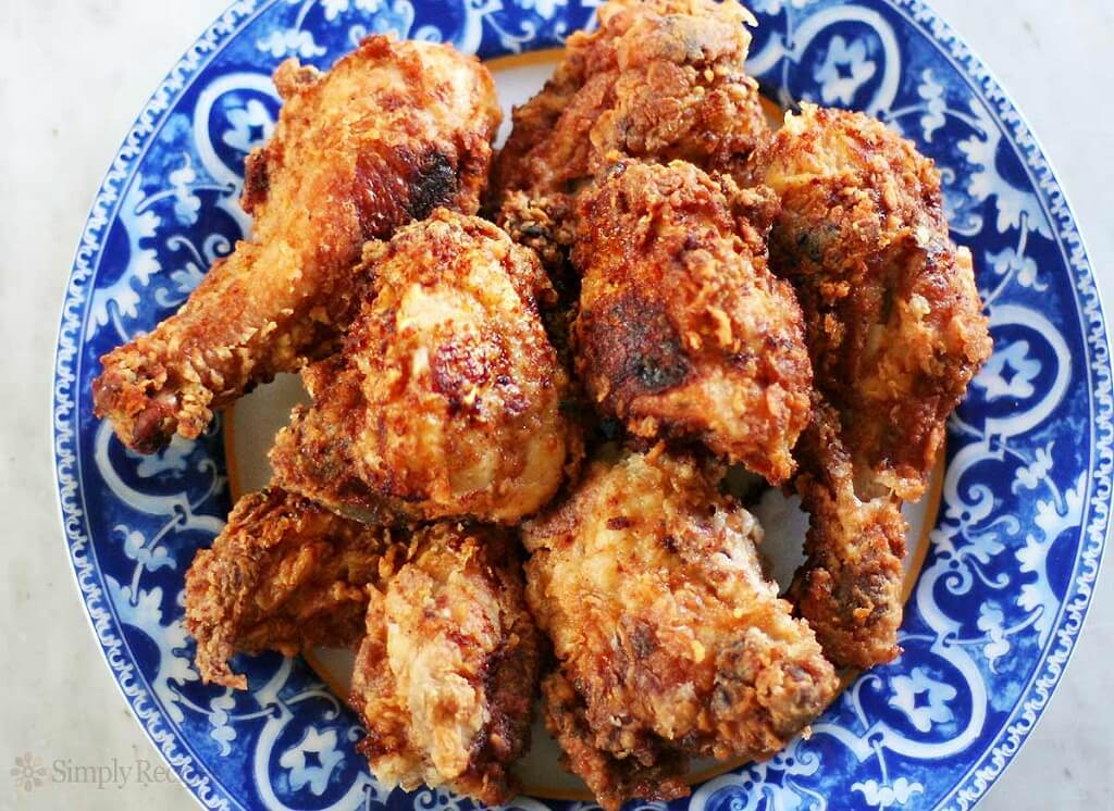 Southern Recipes For Buttermilk Fried Chicken