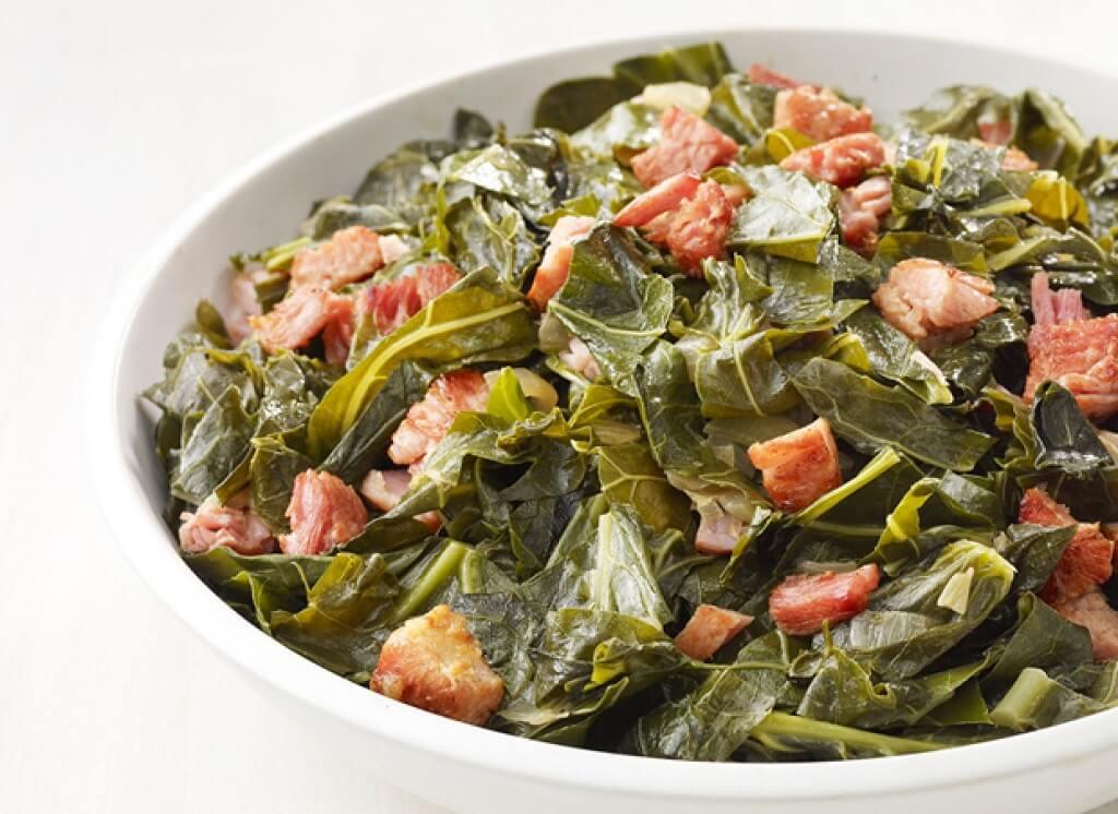 Southern Cooking Tricks Collard Greens