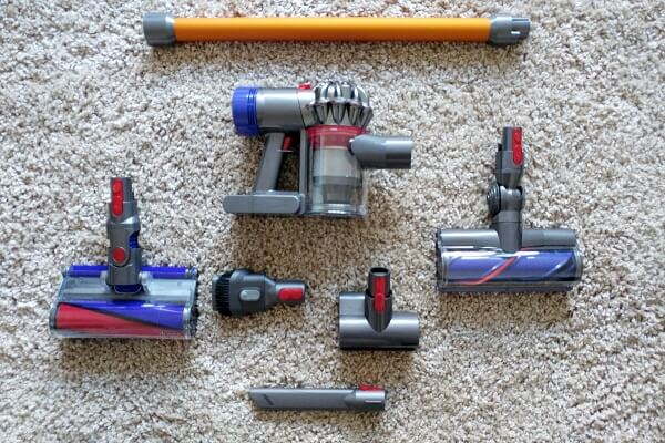 A Review Of The Dyson V8 Cordless Vacuum Cleaner Home