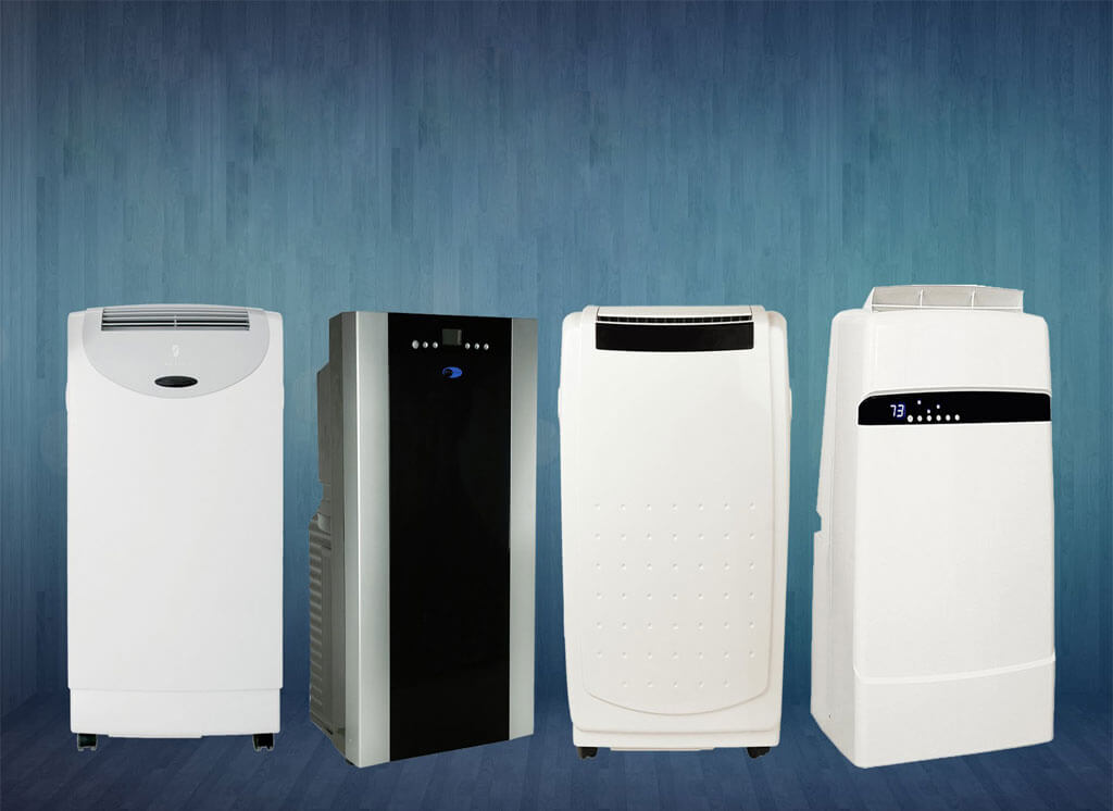 Portable Air Conditioner As Home Appliances