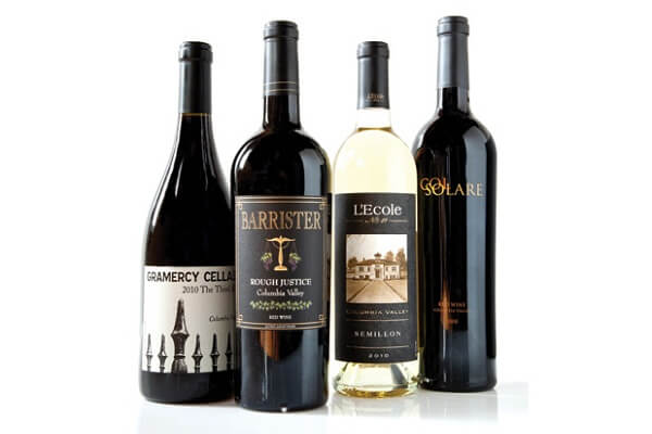 US Wine Picks Columbia Valley wines