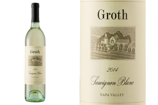 Groth Sauvignon Blanc Wine Picks