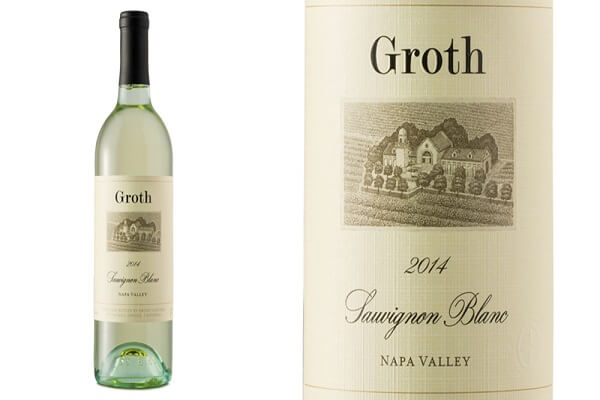 Groth Sauvignon Blanc Wine Picks