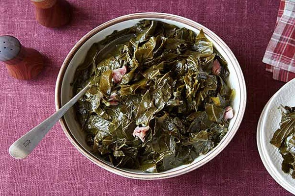Southern Cooking Tricks Coller Greens