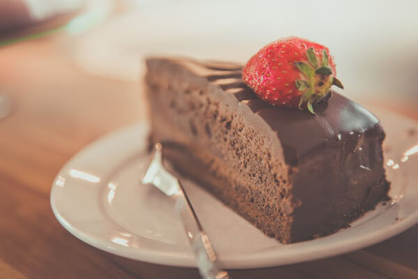 Classic Southern Chocolate Cake