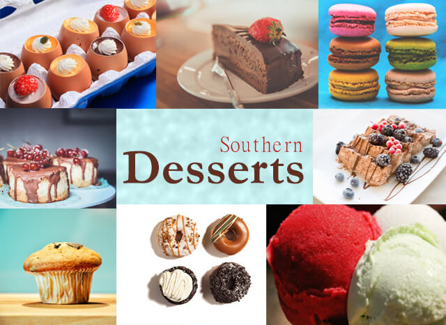 Southern Desserts